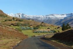 Album photos Afrique du Sud-Lesotho 2ème partie : De Kosi Bay au Lesotho